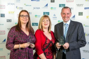 Image 3 SQA Star Awards - Partnership - Edinburgh College1