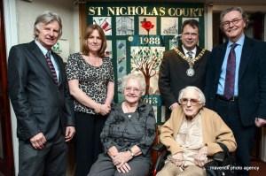 St Nicholas Court celebrates its 25th anniversary.