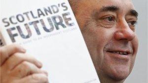 Salmond Scotlands Future