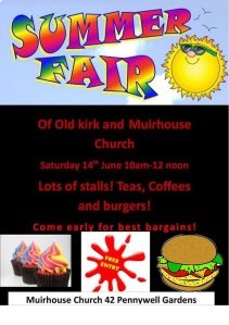 Muirhouse Summer Fair