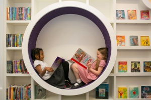 New childrens library