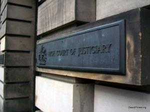 High Court plaque