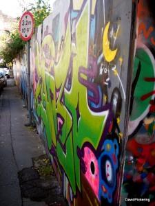 Old Town street art