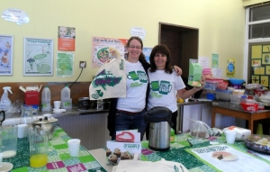 coffee morning gail and leanne