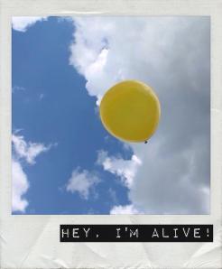 HEY, I'M ALIVE! image