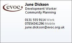 june dickson card