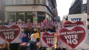 love scotland vote no