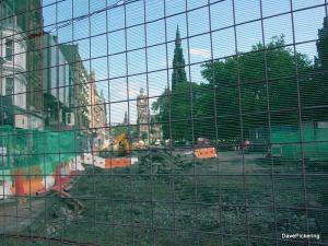 trams mess
